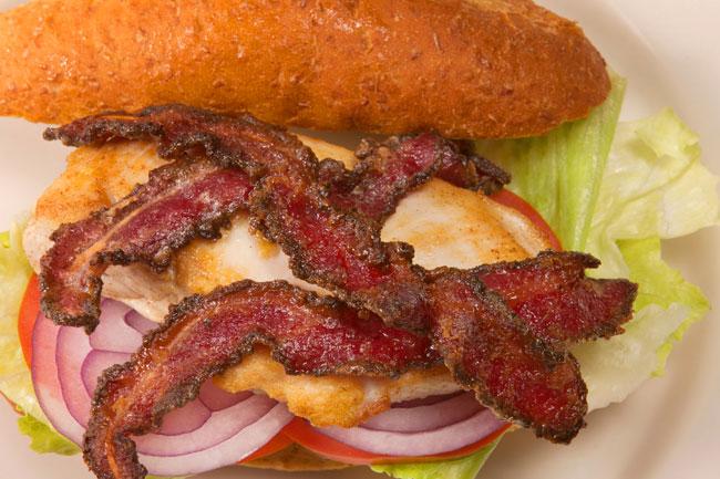 Schmacon Chicken Sandwich