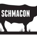 Schmacon cow logo
